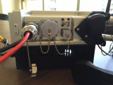 Radio móvil inferior del VHF en 30-88MHz/50W para Mlitary/el ejército/el soldado