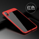 Transparenter ultra dünner Acryltelefon-Kasten für Handy