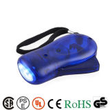 Hot Selling High Power Refillable Dynamo LED Torch Flashlight