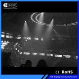 High Definition P3.2m RGB для использования внутри помещений видео на экране дисплея