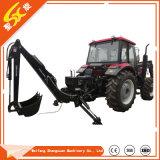 Landwirtschaftlicher Traktor-Zapfwellenantrieb-hydraulische grabende Maschine