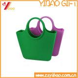 Resistenza di abrasione con una borsa del silicone di modo di capacità elevata della serratura (YB-HR-8)