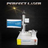 Máquina Integrated da marcação do laser da fibra do metal do modelo 20W 30W 50W