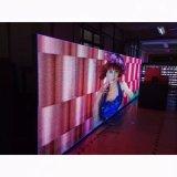 Schermo di visualizzazione esterno del LED di colore di consegna attuale P10 RGB