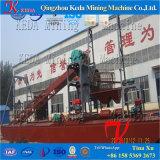 Dragueur d'extraction de l'or de dragueur d'or de position de Qingzhou
