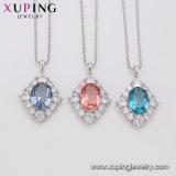Цепочка-00543 Xuping горячая продажа кристаллов Swarovski Jeweries моды из ожерелья
