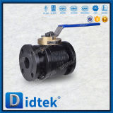Шариковый клапан безопасной конструкции пожара Didtek плавая усаженный металлом