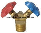 De Kleppen van de Cilinder van koelmiddelen met Gediplomeerd Ce (qf-13E)