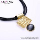 Цепочка-00600 Xuping моды женщин родий цвет украшает высокохудожественная ручная гравировка камня цепочка