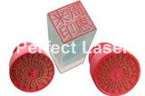 Mini prezzi del Engraver del laser del timbro di gomma