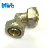 Rosca NPT Venta caliente de Latón de buena calidad Adaptador de compresión