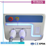 De draagbare IPL Shr e-Lichte Verwijdering van het Haar van de Laser voor Salon