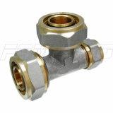 O melhor encaixe de bronze de venda para a tubulação do Pex-Al-Pex com certificado do Ce