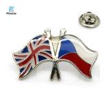 Não nos esqueçamos de papoila Distintivo de lapela de Gales e União Jack bandeira do pino de lapela