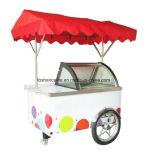 Carro de Rolls del helado