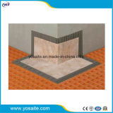 Membrana impermeabile composita del tessuto del PE fuori dell'angolo per la doccia