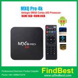 S905X Mxq PRO 4K De Doos Androïde 6.0 Vp9 1GB/8GB van TV
