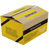 바나나 골판지 포장 상자