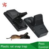 Конструкция ловушки грызуна ловушки кнопки черной крысы легкого комплекта пластичная