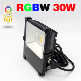 2018 Newest RVB 20W Projecteur à LED, 5 ans de garantie COB Projecteur à LED RVB