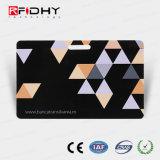 Furação MIFARE (R) 4K bilhete de metro de papel de RFID Smart Card