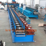 Aufbau-Baumaterial-durchlöcherte Baugerüst-Metallplattform-Rolle, die Maschinen-Fabrik bildet