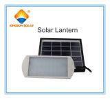 sistema eléctrico solar portable 10W en hogar