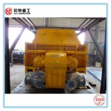 Bescherming van het milieu 90 M3/H Concrete het Groeperen het Mengen zich Installatie in de Vorm van de Container