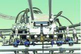 補助機関車タイプフルートのラミネータ機械