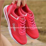 Спорт женщин подгонянный Hotsale вскользь обувает ботинки тапки (GL1216-10)