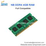 Пожизненная гарантия 260 штифты 4 ГБ оперативной памяти DDR4 Ноутбуки цены в Китае