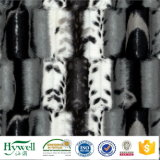 tessuto 100% della peluche del poliestere 6mm, 10mm, 15mm, 20mm, mucchio di 45mm