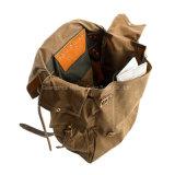 Hochleistungsfreizeit eingewachsener Segeltuch-Rucksack für das Reisen