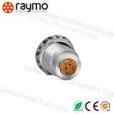 互換性のあるLemos 6 Pin円の小型DINの電源コネクタFfaおよび時代。 1s. 306。 Cll