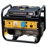 Одна фаза 1 квт бензиновый генератор