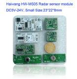LED 지구 빛 Hw-Ms05를 위한 온도 감지기 사용법 LED 운동 측정기 모듈