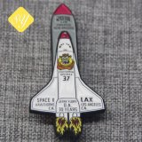 De Speld van de Revers van de Vliegtuigen van het Vliegtuig van de Herinnering van het Metaal van de Douane van de Legering van het zink