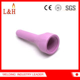 La boquilla de cerámica del alúmina 889705 solicita soplete de TIG