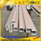 Excellent profilé en u en aluminium pour les pièces en aluminium d'aluminium de bâti