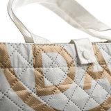 Bolsa não tecida personalizada do saco do presente da compra dos vidros dos óculos de sol de Eyewear do projeto com o Zipper para a promoção