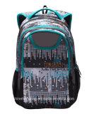 Do portátil feito sob encomenda do Sublimation da faculdade dos fabricantes da trouxa da High School dos miúdos da criança do curso 2018 saco de viagem da trouxa