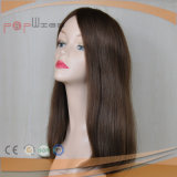На складе бразильского волосы спереди на французском языке в полном объеме кружева Wig (PPG-l-01014)