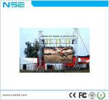 P3.91 발광 다이오드 표시 실내 광고 영상 임대료 발광 다이오드 표시
