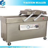 Automatische Nahrungsmittelvakuumverpackungsmaschine (DZ1000)