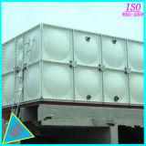Preço secional reforçado fibra de vidro do tanque de Sintex do tanque de água do plástico SMC GRP