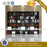 Het Kabinet van het Boek van Backsplash van de Melamine van pvc van de eerlijke Prijs (hx-8NR1062)
