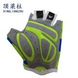 Halbe Finger-Sport-Sicherheits-Handschuhe für das Radfahren