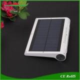42LED Luz solar resistente al agua IP65 Sensor de movimiento de la iluminación ultraligero Kir