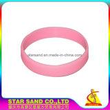 Verschiedene Typen Soem oder ODM-Informations-spezielles Silikon-wasserdichtes Armband