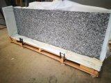 Естественные белые Countertops гранита для кухни и верхней части тщеты